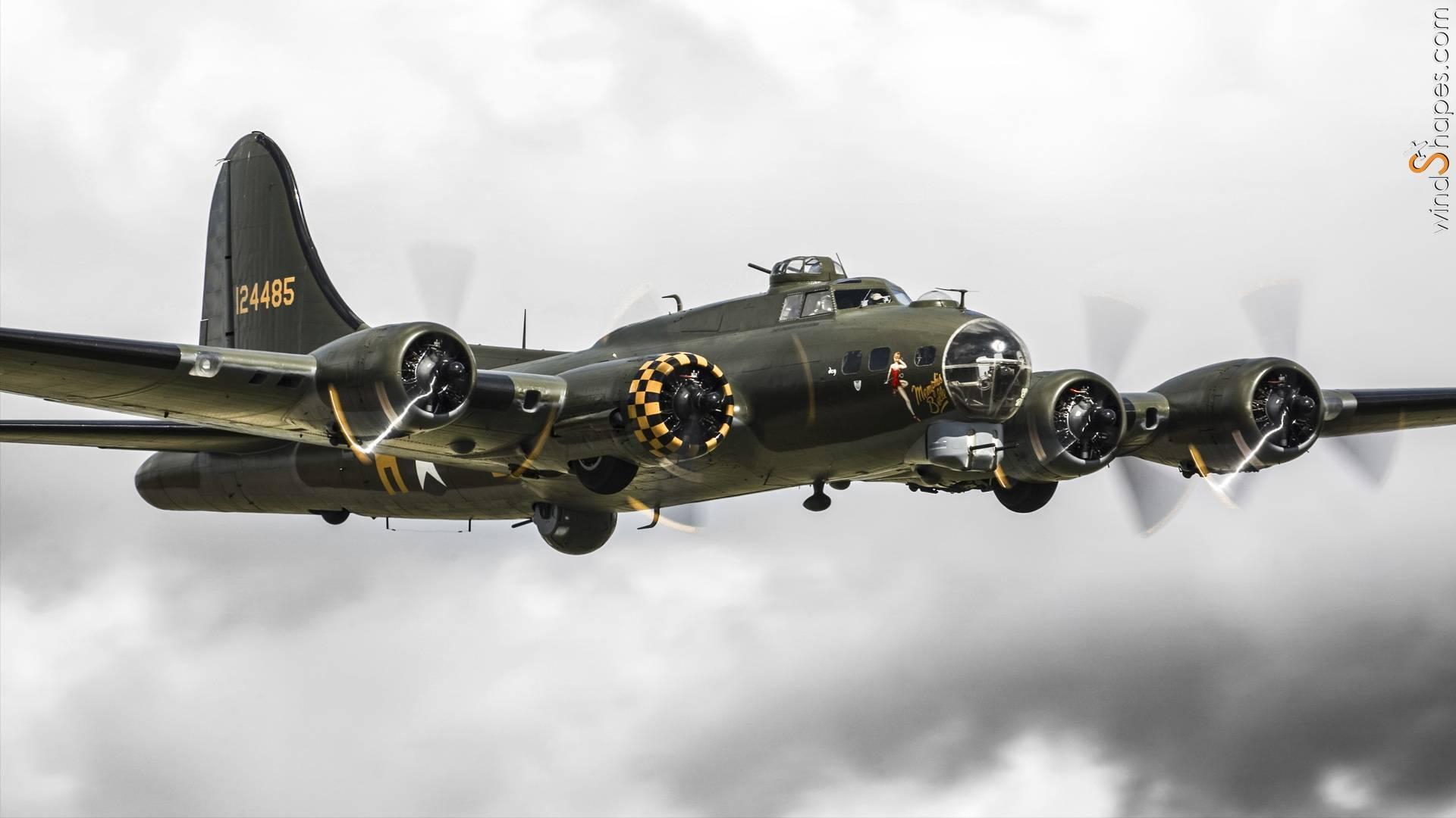 Бомбардировщик B-17 – опровергший предсказания Геринга