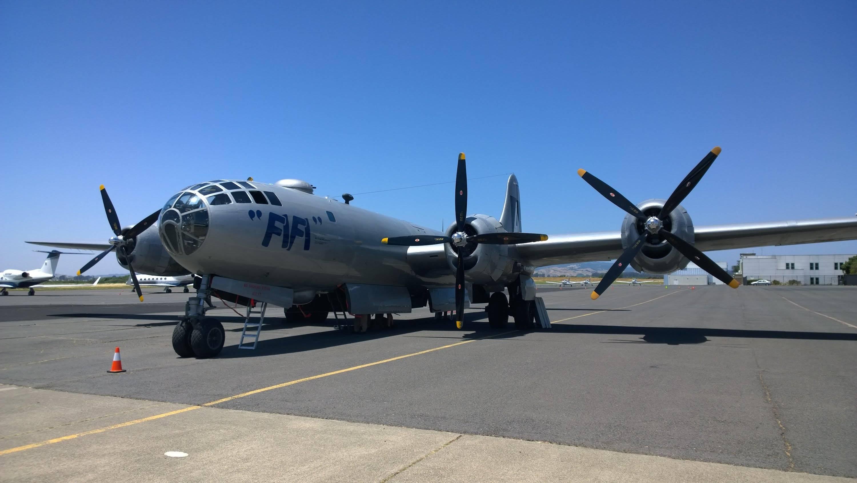 Боинг b-29 «superfortress» («сверхкрепость»)