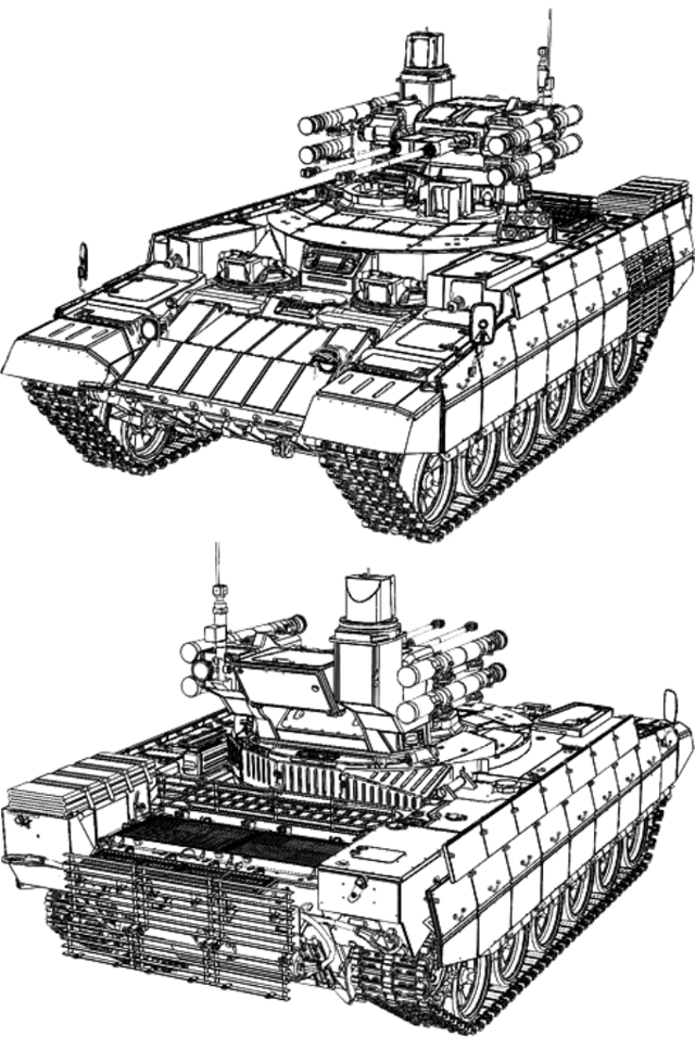 Терминатор (бмпт) — википедия переиздание // wiki 2