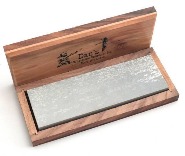Камни для заточки ножей, виды заточек