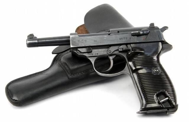 Рынок гражданского оружия в германии. оружейный закон - интересные моменты.