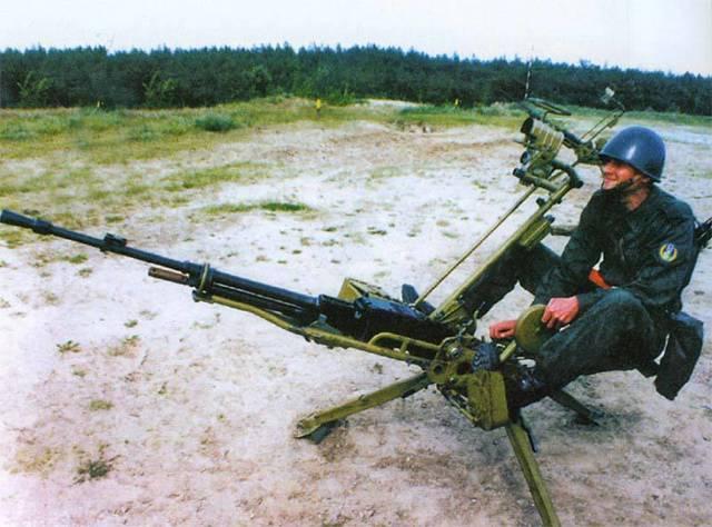 12,7-мм корабельные пулемётные установки на базе дшк