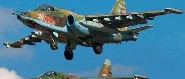 Авиация:истребители:су-25 [свободная энциклопедия мирового вооружения]