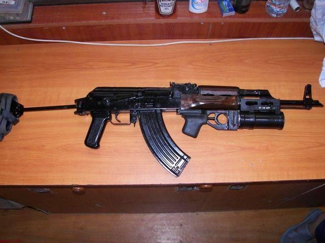 Пистолет zigana f