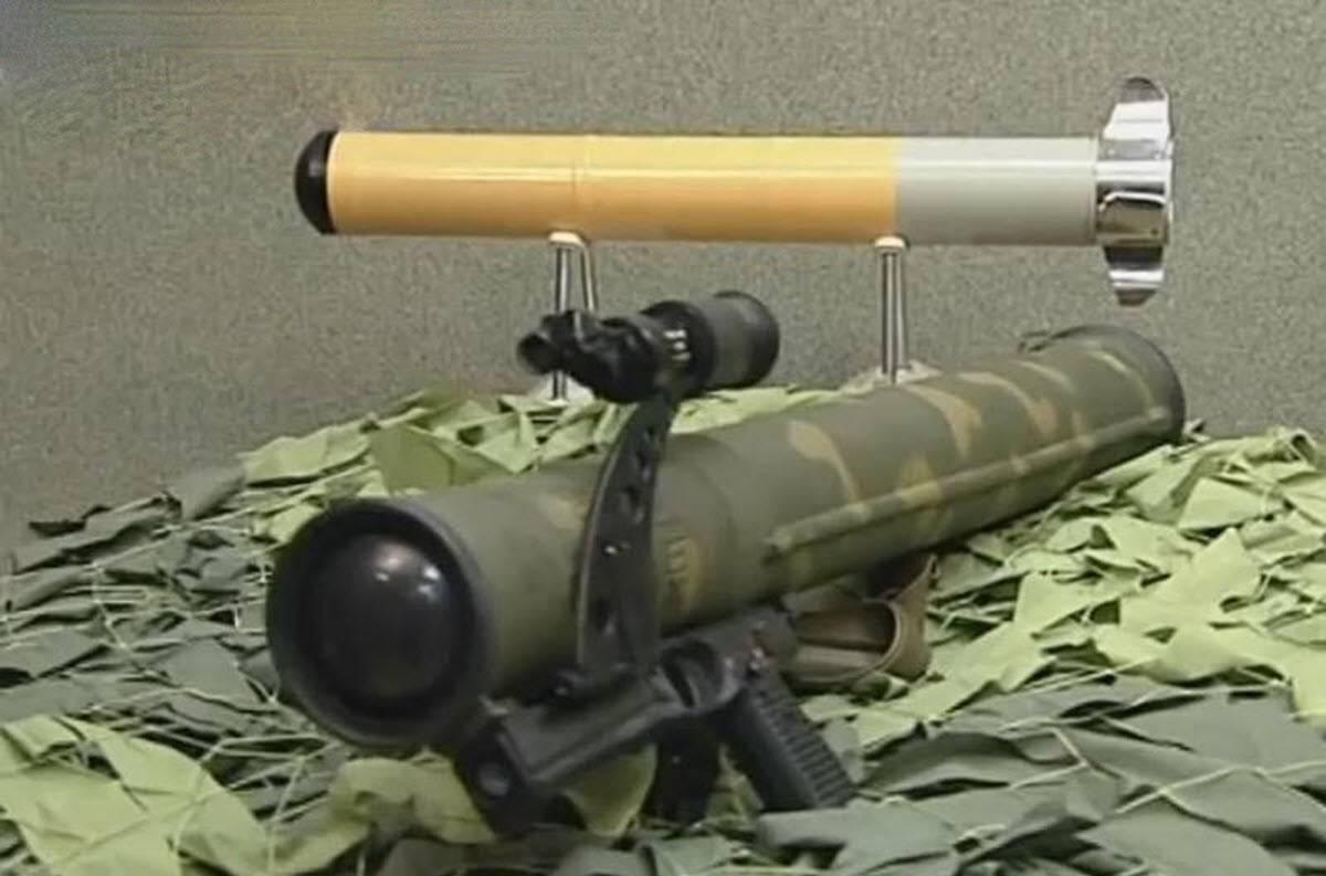 Рпо «шмель» - реактивный пехотный огнемет калибр 93-мм