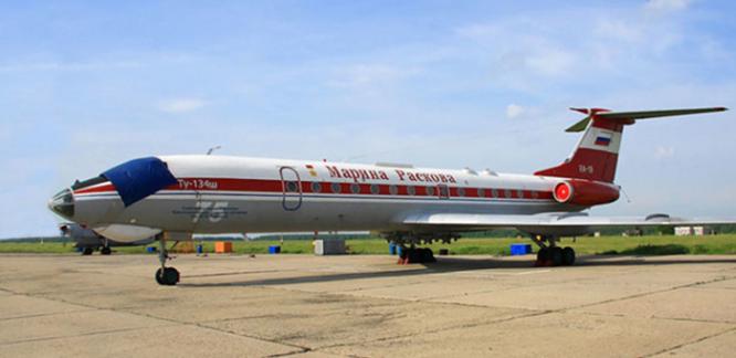 29 июля 1963 года состоялся первый полет самолета ту-134