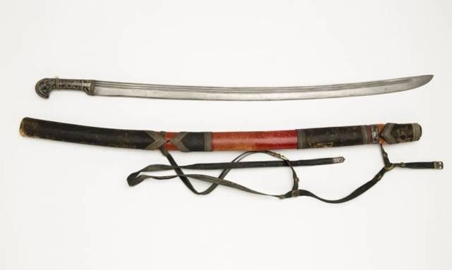 Шашка (оружие)