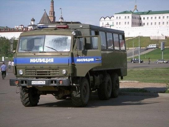 Камаз-4326