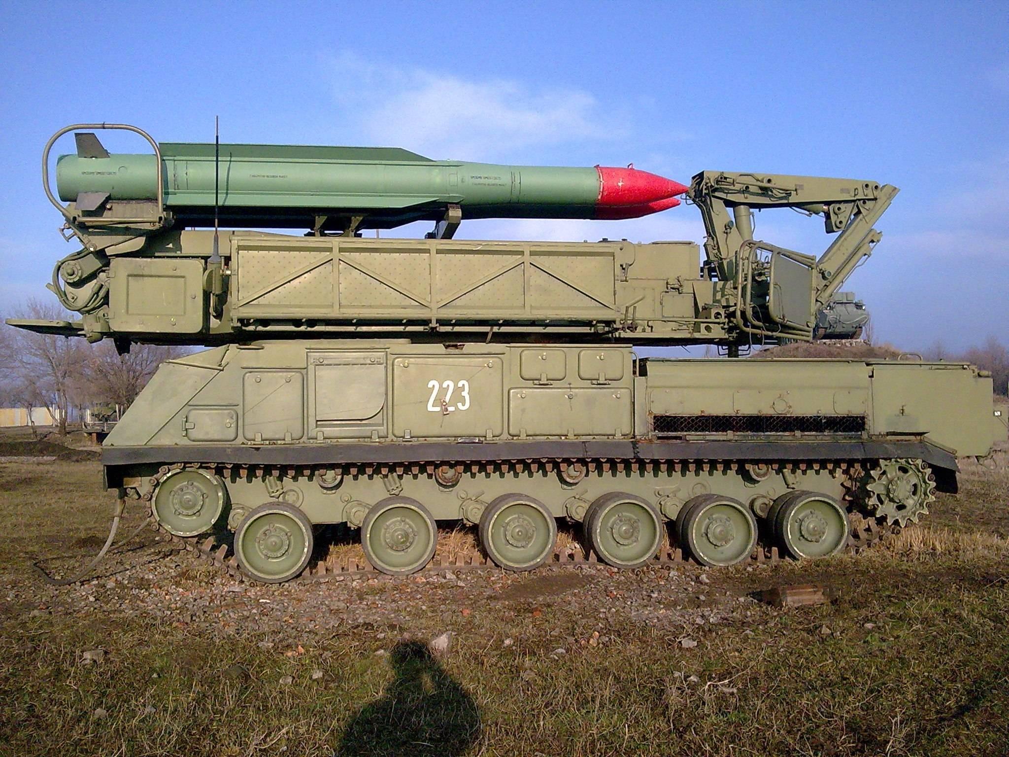 Зенитная управляемая ракета 9м317 - впк.name