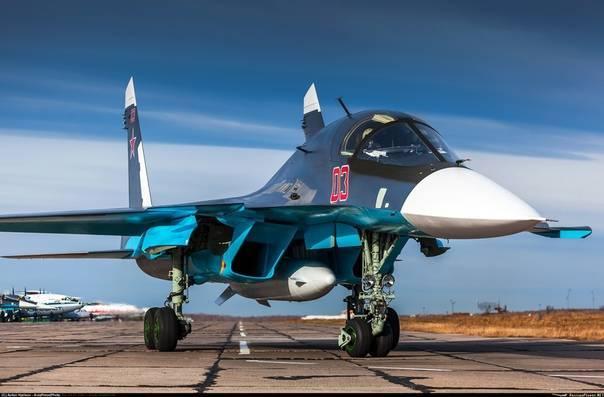 """По прозвищу """"утенок"""". за что российский су-34 считают лучшим истребителем-бомбардировщиком"""