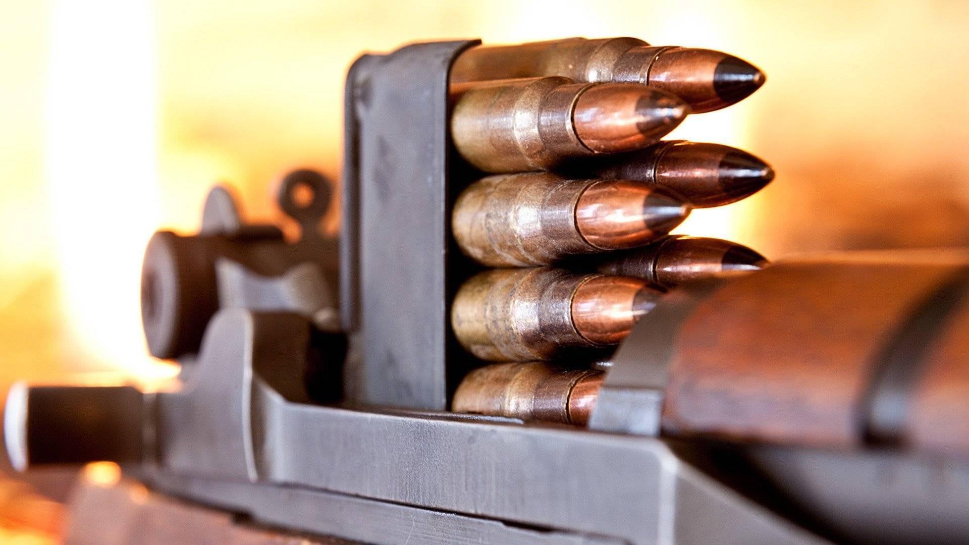 M1 Garand — легендарная американская самозарядная винтовка