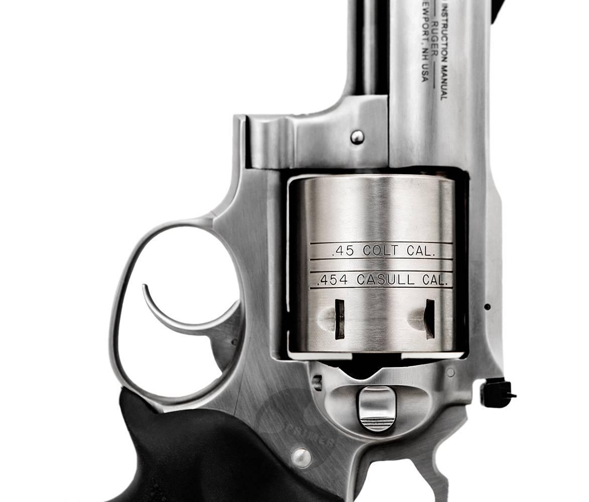 Револьвер Ruger Redhawk Alaskan