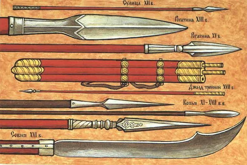 Нагината: оружие отшельников и монахов