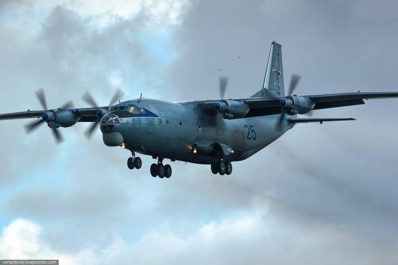 Антонов ан-12. фото, история, характеристики самолета