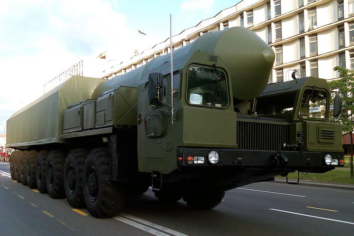 Ракетный комплексрс-26«авангард»(«рубеж»)