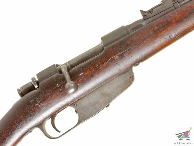 Магазинная винтовка feg mannlicher 43m