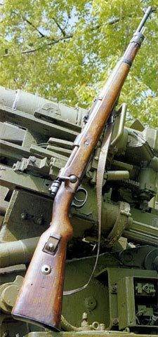 Винтовки и карабины маузер 98 патрон калибр 7,92 мм