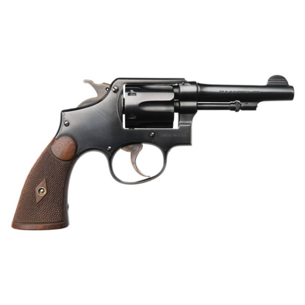 Smith & wesson model 10 - internet movie firearms database - guns in movies, tv and video games
