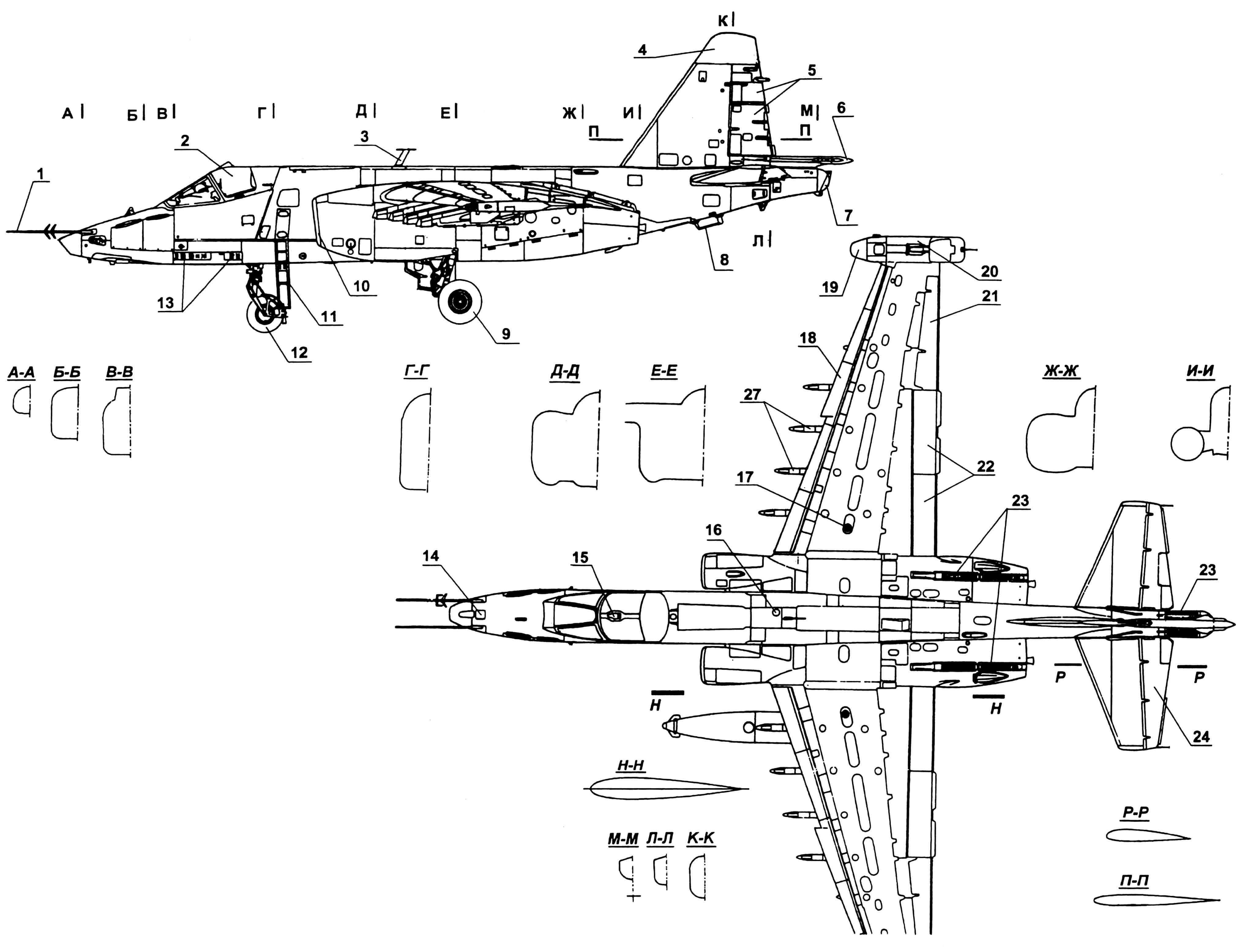 Самолет су-25 грач. фото. история. характеристики.