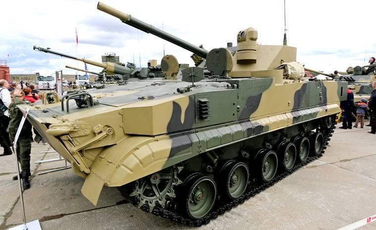 Боевая единица бмп-3м драгун – лучшая броня для похода в атаку