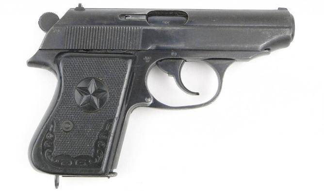 Тип 64 (пистолет, китай) — викивоины — энциклопедия о военной истории