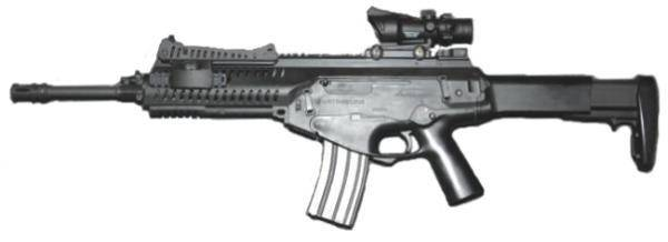 Beretta arx-160 - internet movie firearms database - guns in movies, tv and video games