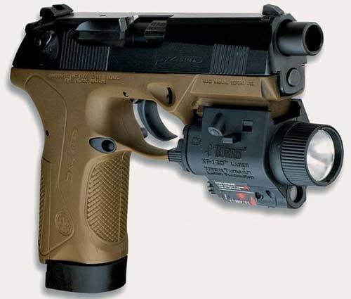 Пистолет bul storm