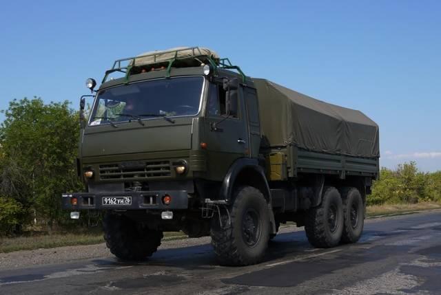 Военный камаз-6350 мустанг
