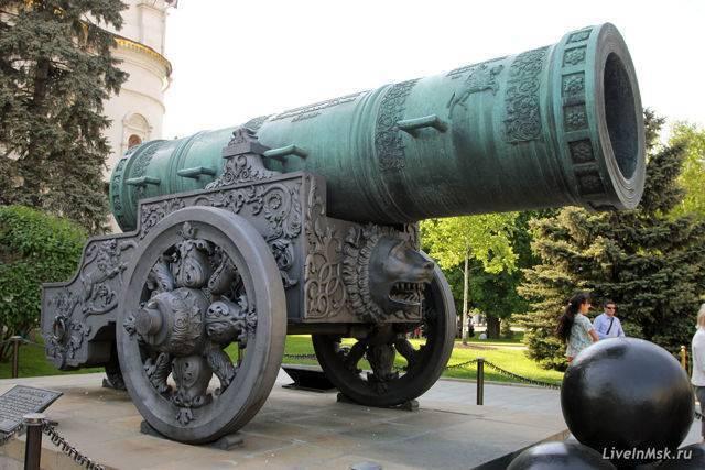 Исторический портрет. историческая эпоха. задание 25 егэзнаете ли вы, какова  история царь-пушки?