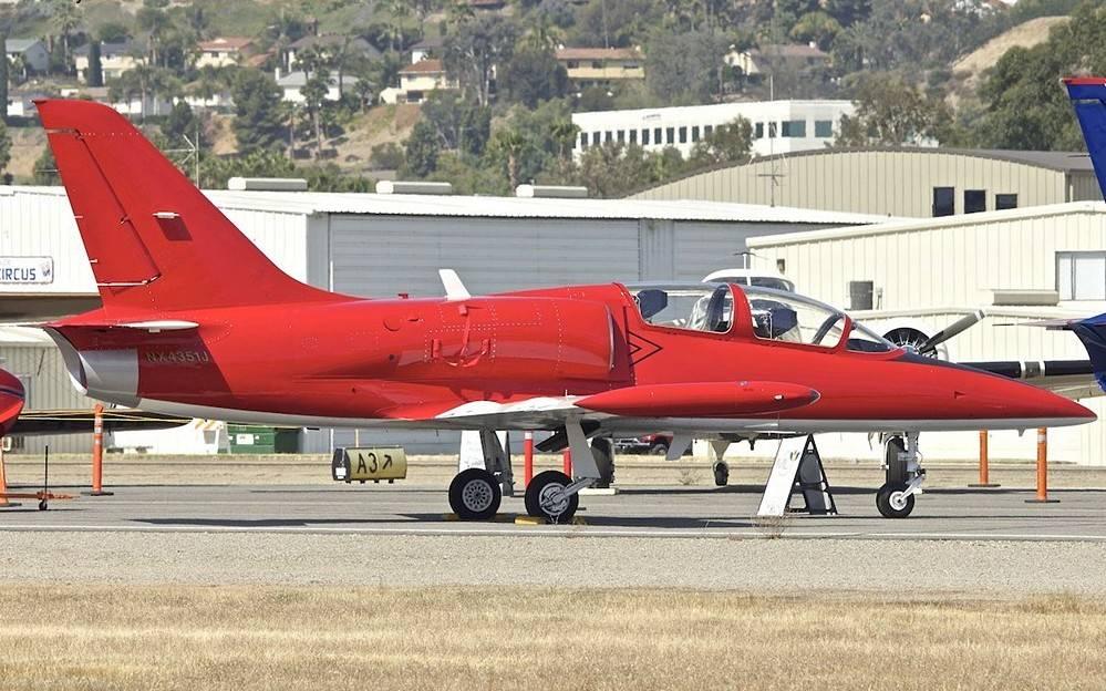 Самолёт Aero L-39 – всемирно известный «Альбатрос»