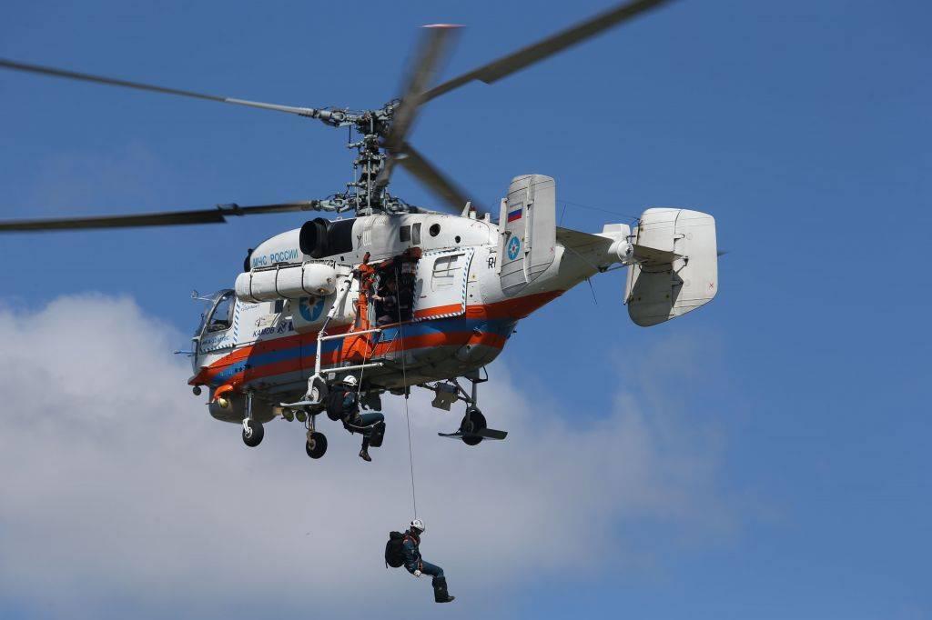 Пожарно-спасательные вертолеты ка-32а(1), ка-32а11bc: модификации и лтх