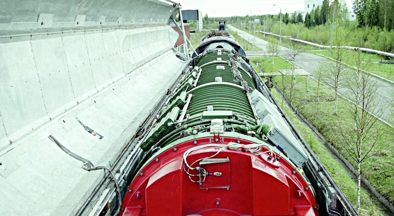 Боевой железнодорожный ракетный комплекс — википедия с видео // wiki 2