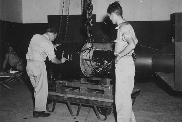 Ядерные разработки. ядерная бомба – оружие, обладание которым, уже является сдерживающим фактором. история создания ядерного оружия