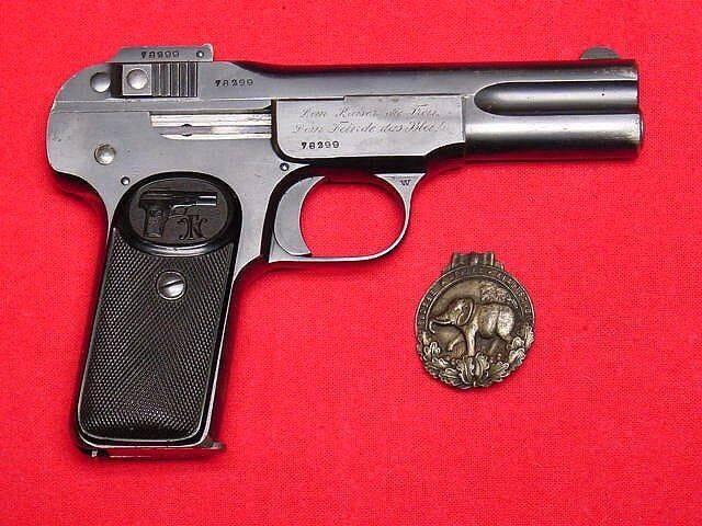 Browning m1900