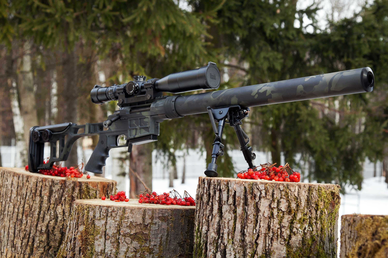 Снайперская винтовка savage 10 ba / 110 ba / 10 fcp-sr / stealth