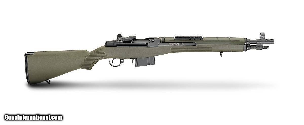 M1a series rifles