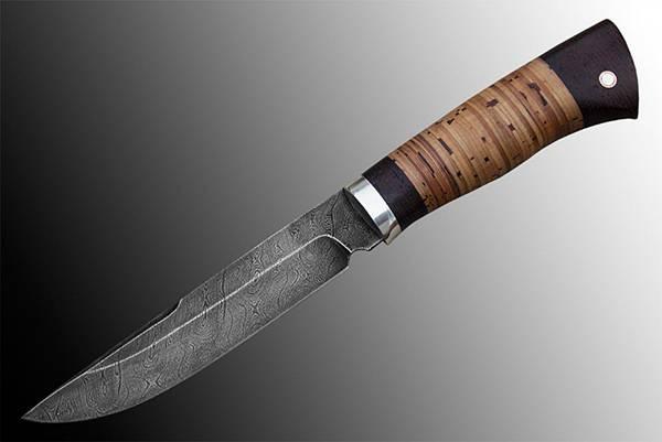 Ножи - всё о ножах: ножи из дамасской стали