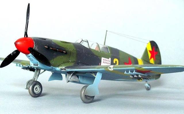 Як-7 советский истребитель второй мировой войны | красные соколы нашей родины