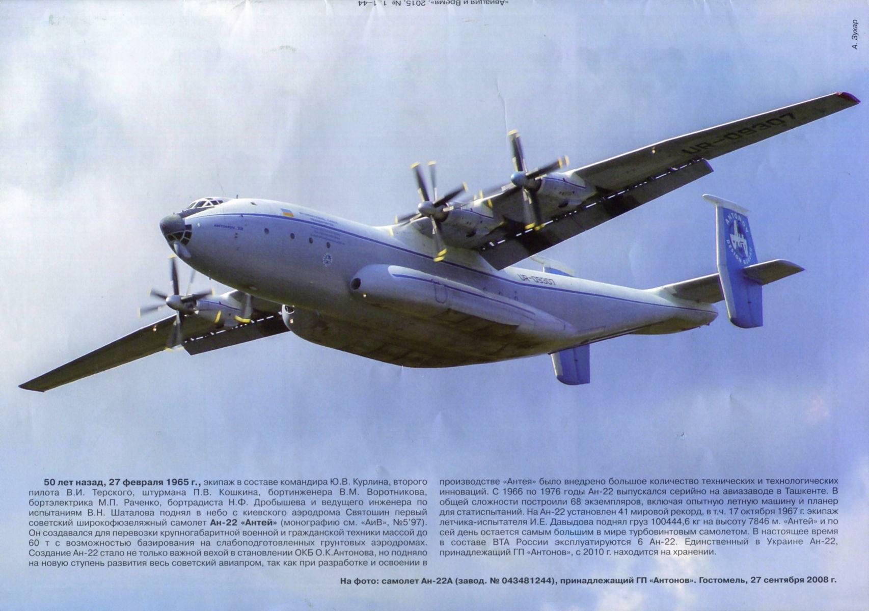 Антонов ан-71. фото, история и характеристики самолета.