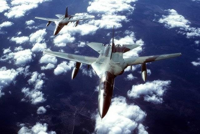 Высотный скоростной перехватчик МиГ-25