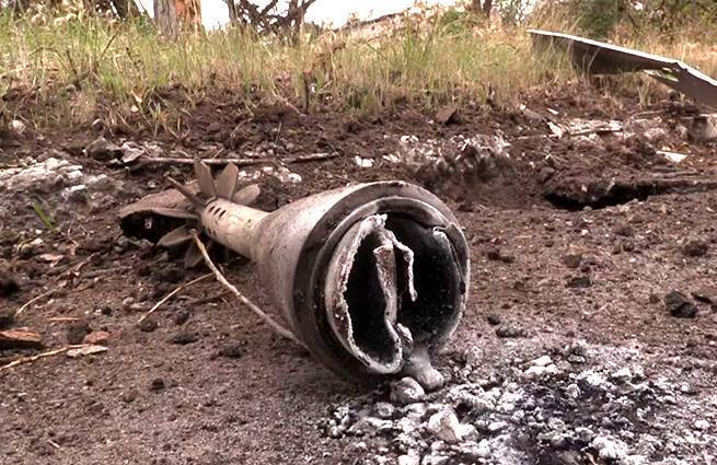Фосфорная бомба