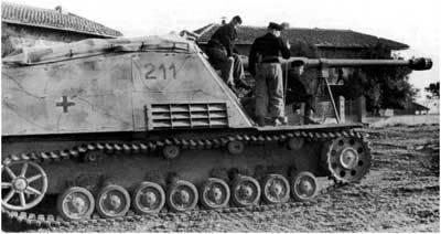 Пять самых мощных танков и сау в курской битве