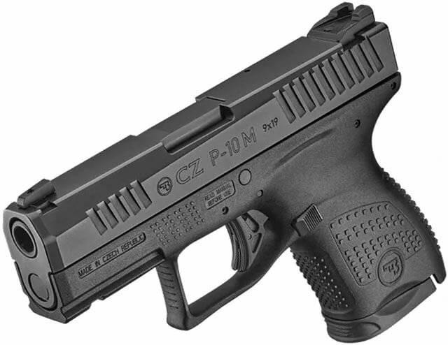 Пистолет cz 999