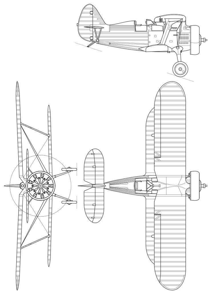 Поликарпов и-153