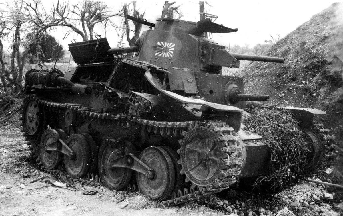 Юрий пашолок. испытано в ссср. легкий пехотный танк «ха-го»