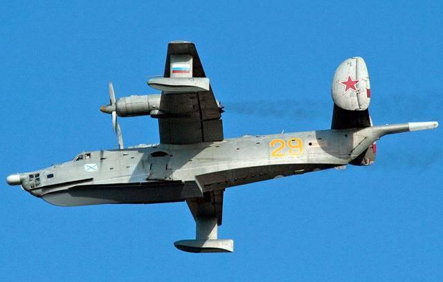 Самолет-амфибия бе-12 еще послужит - впк.name