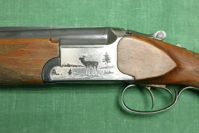 Советское ружье ИЖ-58