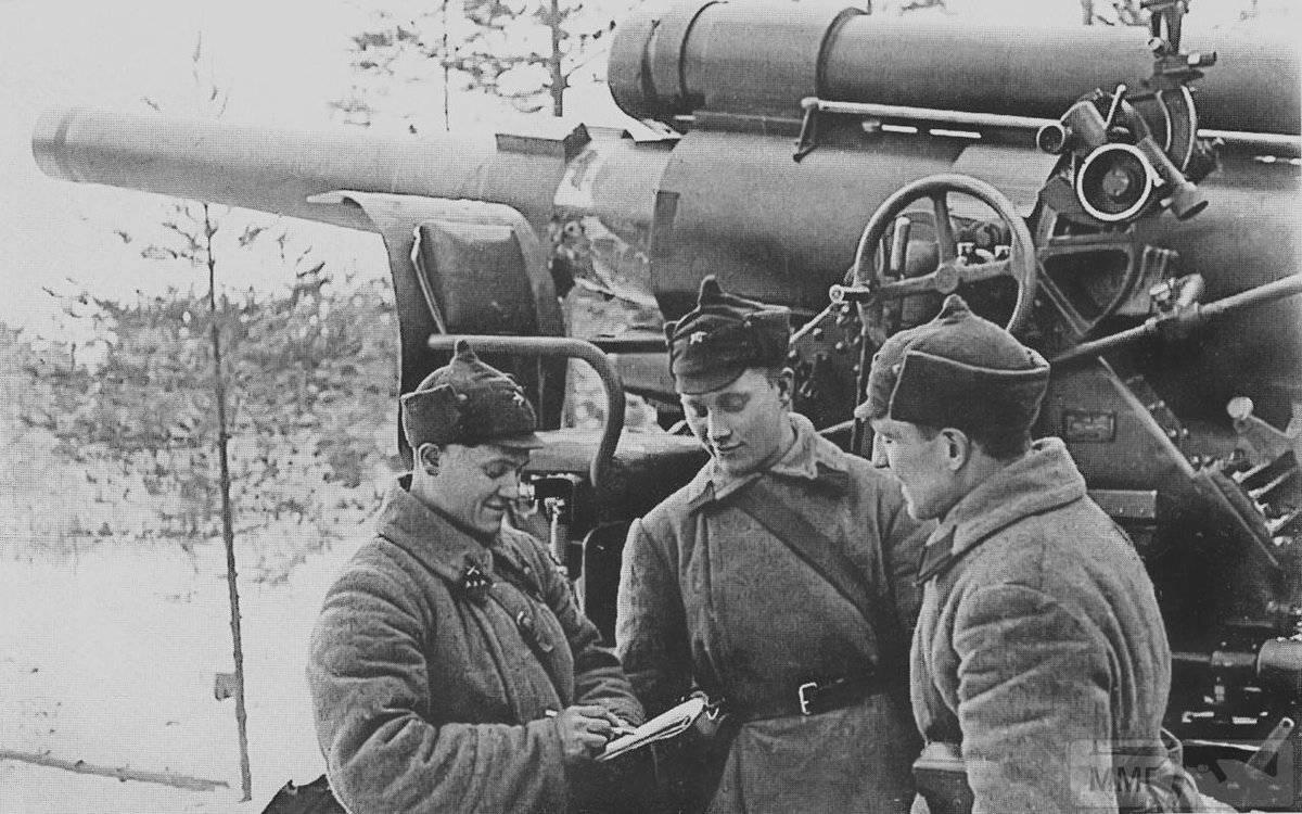 203 - мм гаубица обр. 1931 года. (б - 4) - город.томск.ру