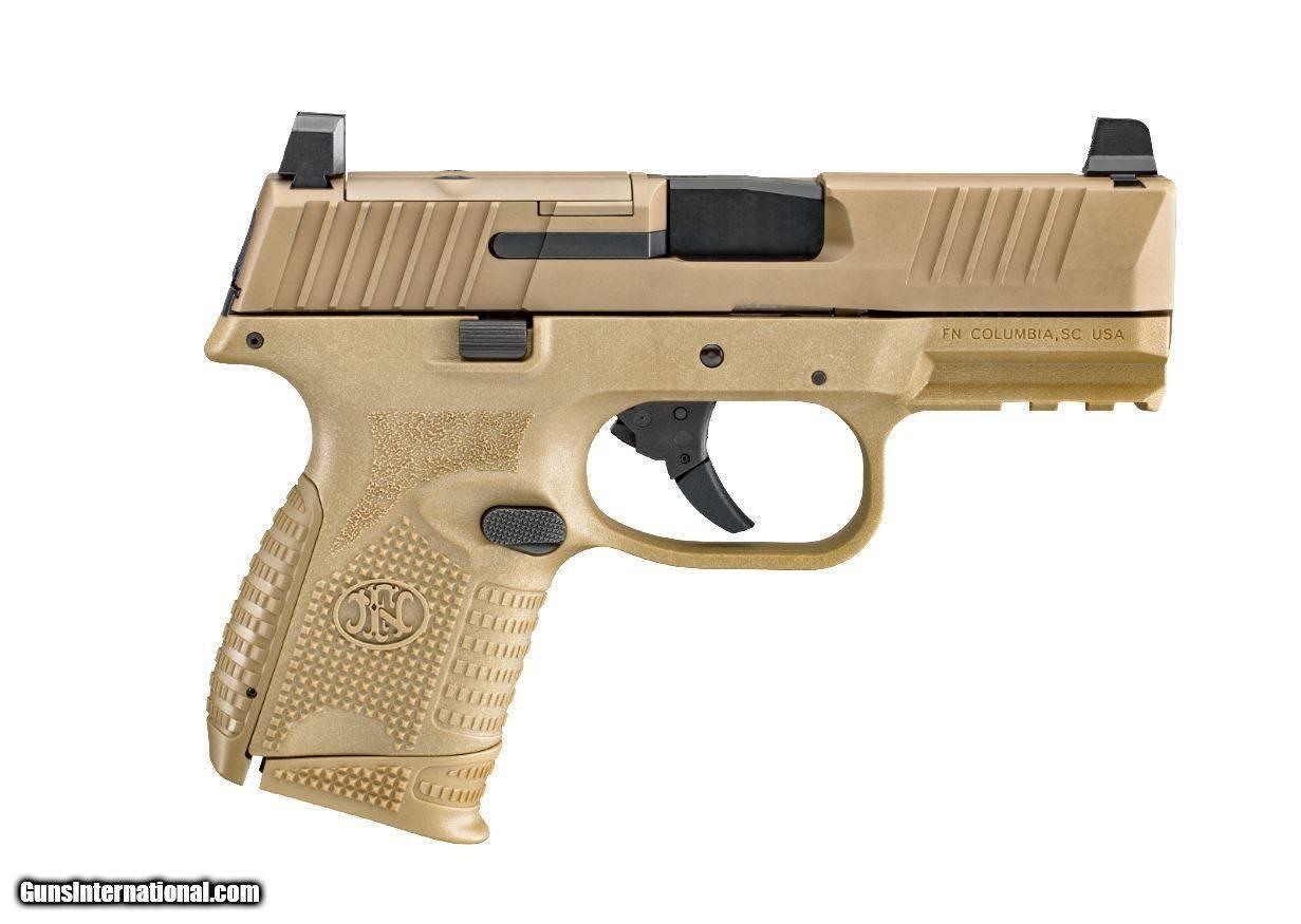 FN 509 Compact MRD - самый компактный пистолет в серии