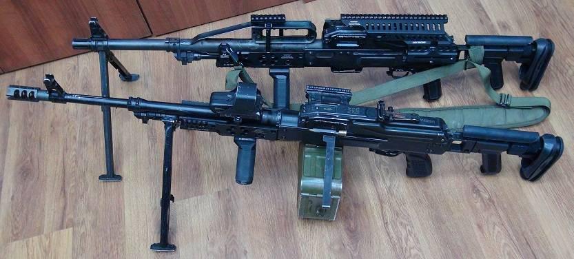 Печенег (пулемет)